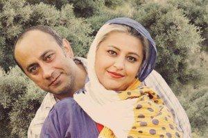 الهام ناصری همسر عارف لرستانی + عکس و ماجرای ازدواج