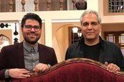 بیوگرافی حامد همایون و همسرش