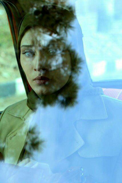 ساناز سعیدی نقش نازی در سریال نفس