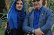 بیوگرافی آذر معماریان همسر علی معلم + عکس