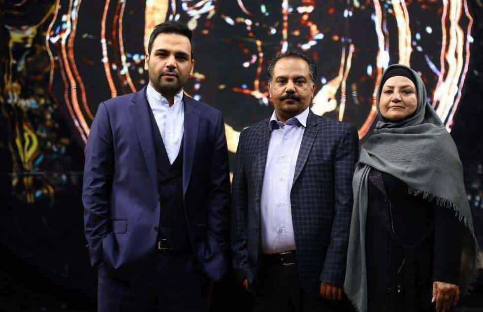 ماجرای قضاوت در ماه عسل (سید علی کاکا و مادرش در ماه عسل)