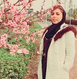 عکس همسر بهزاد خداویسی (سولماز اعتماد)