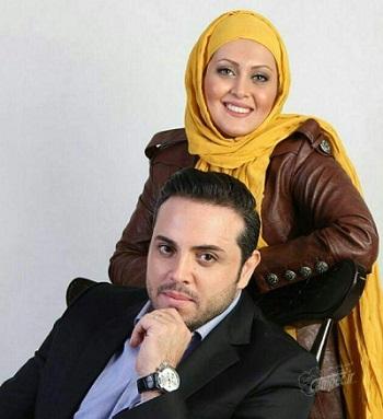 عکس پدرام کریمی و همسرش