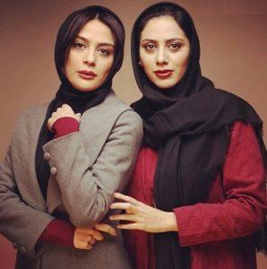 مارال و مونا فرجاد در دورهمی