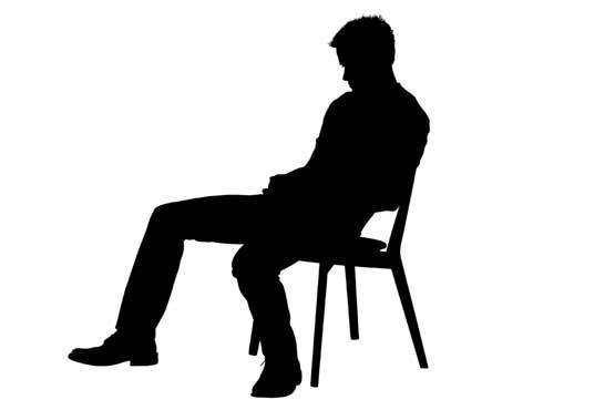 از زیاد نشستن اجتناب کنید!