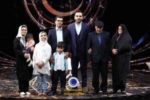 ابوالفضل خانجانی و پدر و مادرش