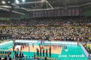 نتیجه بازی والیبال ایران آرژانتین