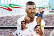 فوتبال ایران و ازبکستان ( نتیجه بازی + عکس + گل ها + اخبار)
