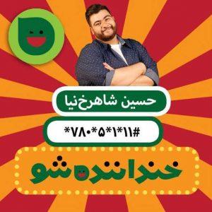 حسین شاهرخ نیا