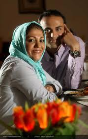 حمید حامی و همسرش
