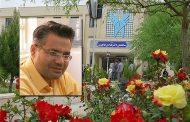 دکتر محمدحسین فلاح عضو هیأت علمی دانشگاه آزاد اسلامی یزد