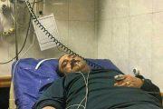 بیماری مهران غفوریان + عکس + وضعیت عمومی ( بستری شدن مهران غفوریان در بیمارستان)