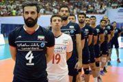 نتیجه بازی والیبال ایران و لهستان