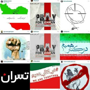 Pray for Iran - Pray for Tehran