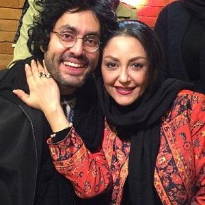 آذرخش فراهانی و خواهرش شقایق فراهانی