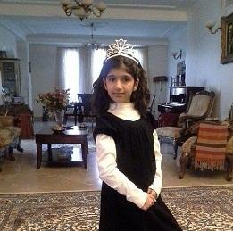 آرینا یارقلی دختر دکتر یارقلی