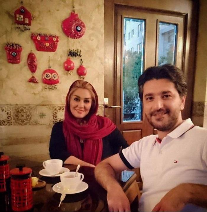 همسر دوم امیرحسین مدرس کیست؟