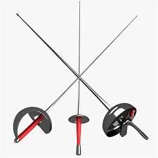 انواع شمشیرها در شمشیربازی