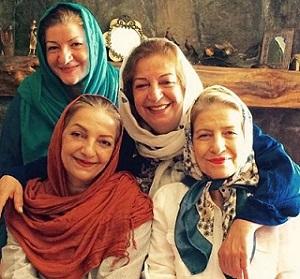 خواهران برومند (احترام ، مرضیه ، راضیه ، طاهره)
