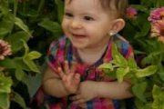 تصویری از دختربچه ۸ ماهه ربوده شده در تهران