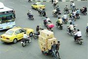 ثبت نام طرح ترافیک موتور سیکلت