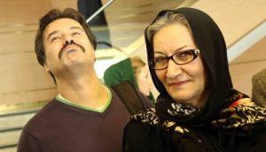 عکس مادر شوهر سابق بهاره رهنما