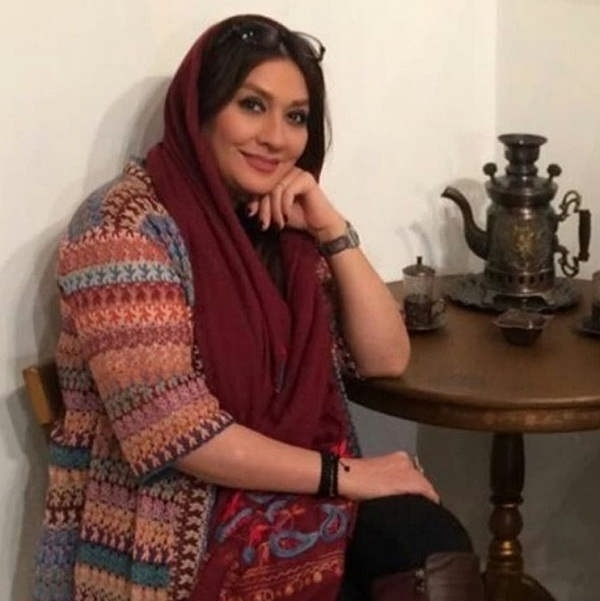 عکس همسر امیرحسین مدرس بهار بهاردوست