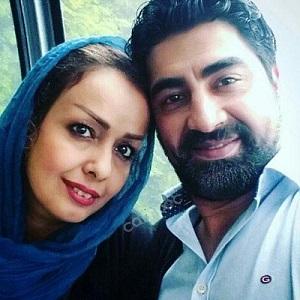 محمدرضا علیمردانی و همسرش