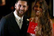 عکس های مراسم ازدواج لیونل مسی + فیلم