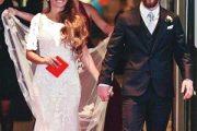 عکس میهمانان مراسم ازدواج لیونل مسی