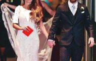 مراسم ازدواج لیونل مسی و بیوگرافی آنتونلا روکازو