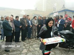 عکس مراسم زینب ساسانیان