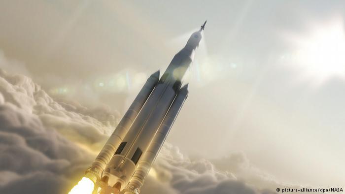 موشک ناسا