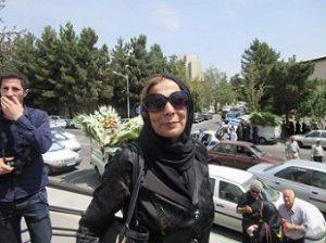 همسر ابوالحسن تهامی نژاد(امید بهبهانی)