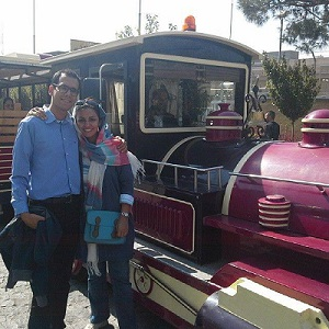 بیوگرافی بهزاد قدیانلو و همسرش کیمیا عطار + عکس های اینستاگرام