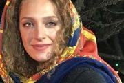 نگین معتضدی و همسرش جواد خیرخواه + عکس