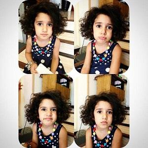 عکس دختر نادر سلیمانی