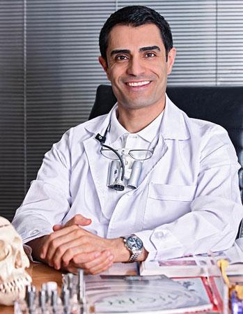 بیوگرافی دکتر بهنام شکیبایی (دندانپزشک) + زندگینامه