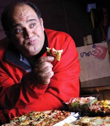 رستوران نادر سلیمانی (پیتزا دخمه)