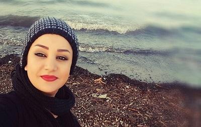 عکس صفورا آغاسی همسر حامد آهنگی