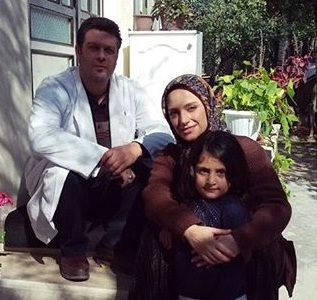 عکس نگین معتضدی در سریال کوبار