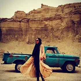 عکس همسر هومن بهمنش