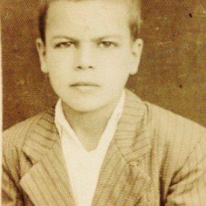 عکس کودکی رضا نیکخواه