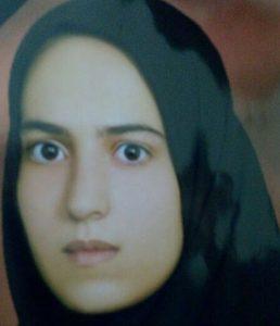عکس فاطمه نیکبخت دانش آموز ۱۵ ساله