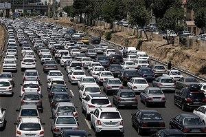 محدودیت ترافیکی شنبه (تعطیلی مراسم تحلیف - شنبه ۱۴ مرداد)
