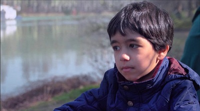 عکس پسر شبنم طلوعی