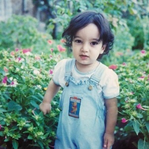 کودکی هومان سلیمانی