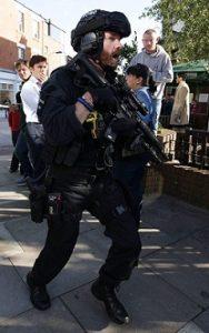 انفجار در مترو لندن