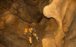 تصاویر غار کبوتر مراغه