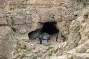 غار کبوتر کجاست؟ (عکس و تصاویر غار کبوتر)